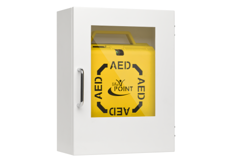 Armoire DAE defibrillateur Life Point